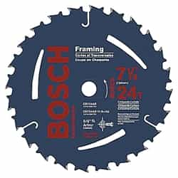 "Bosch CB1024 10"" 24T, ATB, 20o Hook Angle, Fast Ripping"