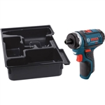 Bosch PS21BN 12 V Max Pocket Driver - Tool Only with L-BOXX Insert