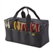 "Custom LeatherCraft 1116 8 Pocket - 14"" Standard Tool Tote Bag"