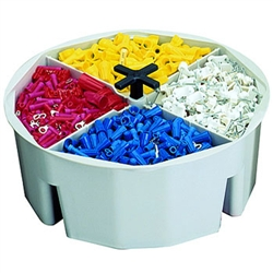 CLC 4 Inch High, CLC RoundUp Bucket Tray