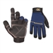 Custom LeatherCraft Clc 126L High Dexterity Flexgrip WorkRight XC Gloves - Large