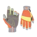 Custom LeatherCraft 128M HiVisibility Gloves