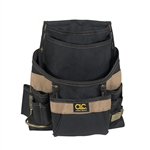 CLC 11 Pocket Poly Nail & Tool Bag