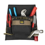 CLC 8 Pocket Poly Nail & Tool Bag