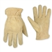 Split Cowhide Driver Work Gloves 2055M by CLC Work Gear