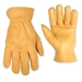 Top Grain Deerskin Driver Work Gloves 2063X by CLC Work Gear