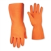 Single Pack Orange Latex Stripper Gloves 2308X by CLC Work Gear
