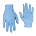 Nitrile Disposable Gloves, Non-Powdered, 100/Box 2322M by CLC Work Gear