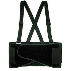 CLC Elastic Back Support Belt - Medium (32 Inch-38 Inch)