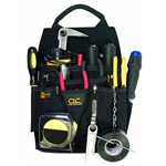 CLC 12 Pocket Ballistic Poly Professional Electrician's Tool Pouch