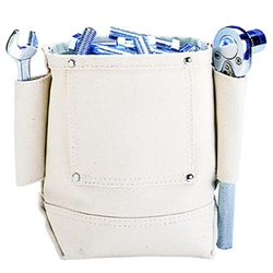 CLC Canvas Nut & Bolt Bag