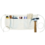 CLC 5 Pocket Canvas Waist Apron