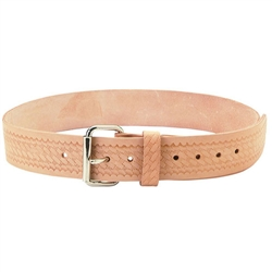 CLC 2 Inch Embossed Leather Work Belt (29 Inch-46 Inch)