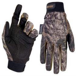 CLC Mossy Oak Form-Fitted Insulated High Dexterity Work Gloves - L