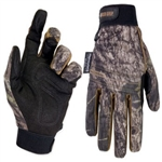 CLC Mossy Oak Form-Fitted Insulated High Dexterity Work Gloves - XL