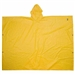 CLC Lightweight PVC Poncho, Yellow