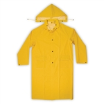 CLC 2 Piece Heavyweight PVC Trench Coat - 4XL