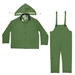 CLC 3 Piece Heavyweight PVC Rain Suit - XL