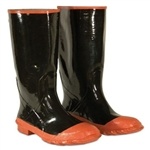 CLC Red Sole & Toe Rubber Boot - Size 10