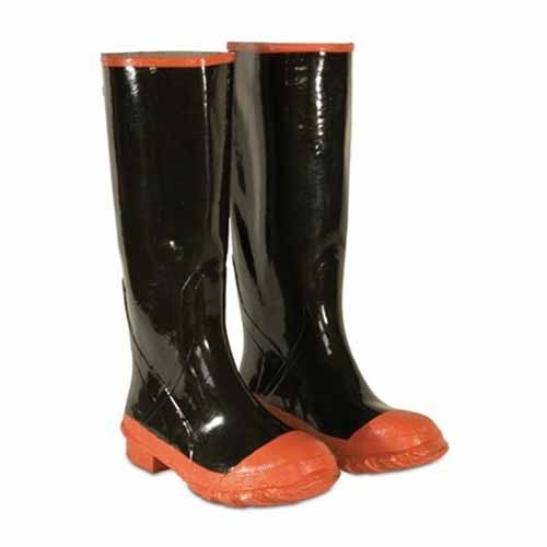 CLC Red Sole & Toe Rubber Boot - Size 13