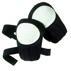CLC Stitched, Plastic Cap Swivel Kneepads (Hook & Loop Fastener)
