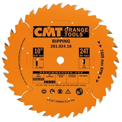 CMT 201.020.08 Industrial Ripping Saw Blade, 8-Inch. x 20 Teeth FTG Grind with 5/8-Inch. Bore, PTFE Coating