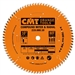 CMT 219.080.10 Industrial Sliding Compound Miter & Radial Saw Blade, 10-Inch x 80 Teeth 4/30º ATB+1TCG Grind with 5/8-Inch Bore, PTFE Coating
