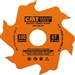 CMT 240.006.04 Biscuit Joiner Blade, 4-Inch Diameter x 6 Teeth, PTFE-Coated.