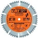 CMT 256.050.10 ITK Industrial Combination Saw Blade, 10-Inch x 50 Teeth 1FTG+4ATB Grind with 5/8-Inch Bore