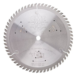 CMT 281.060.10 Industrial Cabinetshop Saw Blade, 10-Inch x 60 Teeth TCG Grind with 5/8-Inch Bore