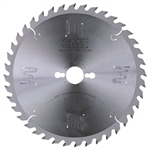 CMT 285.040.10M Industrial Heavy-Duty General Purpose Blade, 250mm (9-27/32-Inch) X 40 Teeth 10º ATB with 30mm bore