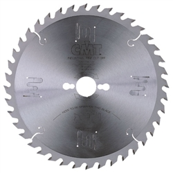 CMT 285.054.14M Industrial Heavy-Duty General Purpose Blade, 300mm (13-25/32-Inch) X 54 Teeth 10º ATB with 30mm bore