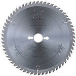 CMT 285.060.10M Industrial Heavy-Duty Fine Cut-Off ATB Blade, 250mm (9-27/32-Inch) X 60 Teeth 15¡ ATB with 30mm bore
