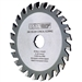 CMT 288.200.36Q Industrial Conical Scoring Blade, 200mm (7-7/8-Inch) X 36 Conical Teeth with 45mm Bore