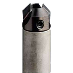 CMT 316.060.12 Countersink for 4 Flute Drills with 6mm Shank, 16mm Diameter, Left-Hand Rotation