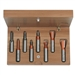 Cmt 800.501.11 8 Piece Dovetail & Straight Bit Set