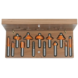 Cmt 800.505.11 13 Piece Router Bit Set