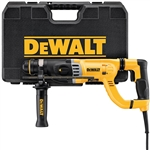 Dewalt D25263K 1-1/8 Inch SDS Plus D-Handle Rotary Hammer
