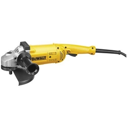 "Dewalt D28499X Heavy-Duty 7"" & 9"" 5.3 HP Large Angle Grinder"