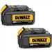Dewalt DCB200-2 20V MAX Li-Ion Battery 2-Pack