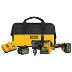 DeWalt DCD460T2 FLEXVOLT™ 60V Max* VSR Stud and Joist Drill Kit with E-Clutch® System 2 Battery Kit