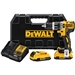 Dewalt DCD796D2 20 Volt Max Lithiumion Cordless Brushless Compact Hammerdrill Kit