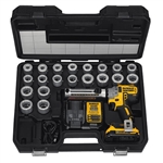 DeWalt DCE151TD1 20 Volt Cordless Cable Stripper Kit