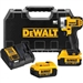 "Dewalt DCF880M2 - Dewalt 20V Max* Lithium Ion 1/2"" Impact Wrench with Hog Ring (4.0Ah)"