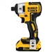 DCF886D2 20V MAX XR Brushless 1/4 in Impact Driver Kit by DeWalt