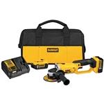 DCG412P2 20V MAX Lithium Ion Grinder Tool Kit by Dewalt Tools