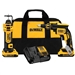 Dewalt DCK263D2 20 V MAX* Screwgun and Cut-Out Combo Kit