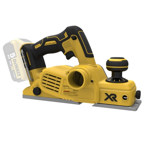 Dewalt dcp580b 20v max xr li ion brushless cordless planer for Dewalt 20v brushless motor