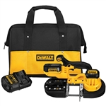 DCS371P1 20V MAX Lithium Ion Band Saw Kit by Dewalt Tools