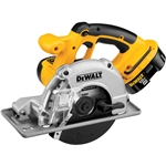 DCS372KA 18V Metal Cutting Circular Saw Kit by DeWalt